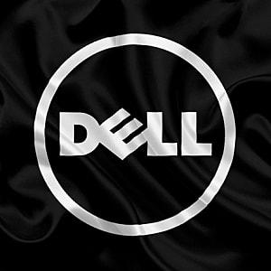 Logo of dell