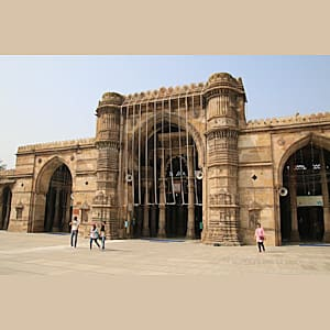 Logo of Ahmedabad, Attractive place of Ahmedabad