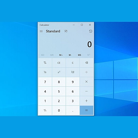 How to Fix Calculator Not Working in Windows 10
