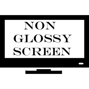 Non Glossy Screen