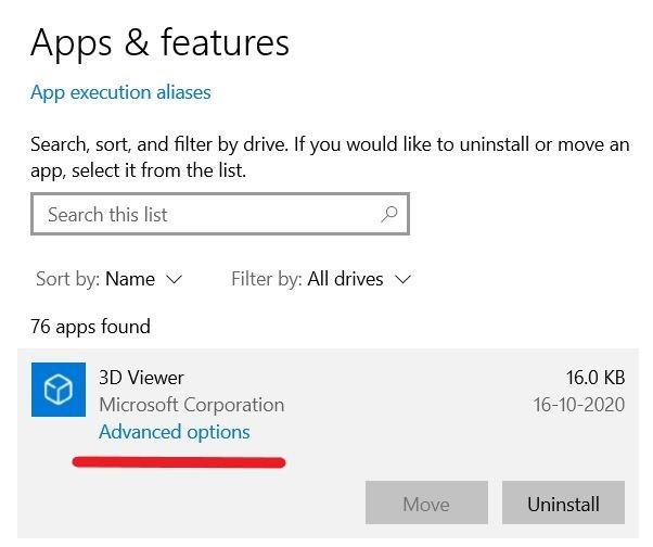 application_error_0xc000007b_in_windows_10_apps_advanced_option