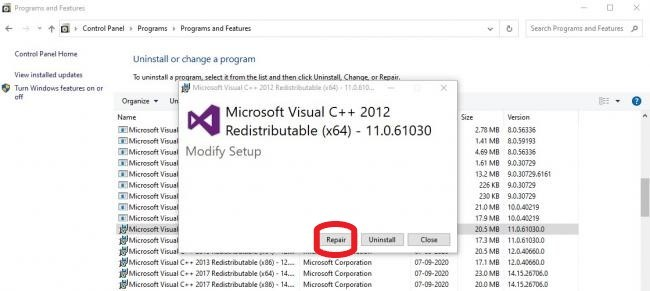 application_error_0xc000007b_in_windows_10_c_repair